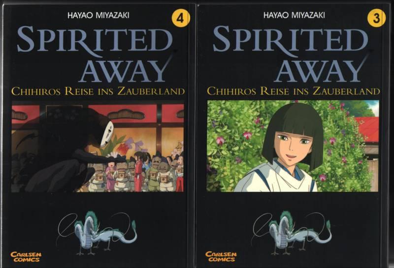 Spirited Away // Book List // Nausicaa.net