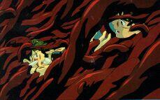 Tatari, Princess Mononoke, Hayao Miyazaki, nausicaa.net