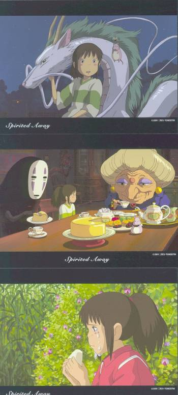 Cd Spirited Away Nausicaa Net