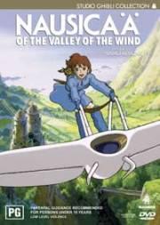 Nausicaa of the Valley of the Wind [DVD]: Amazon.co.uk: Hayao ...
