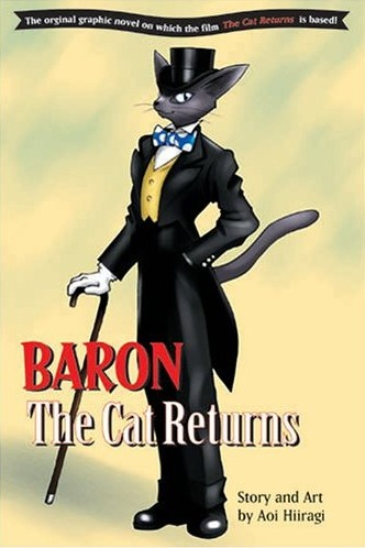 Baron The Cat Returns USA cover.jpg