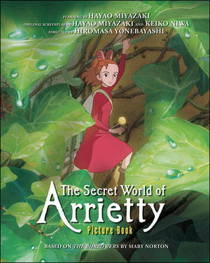Arrietty Picture Book Cover USA.jpg