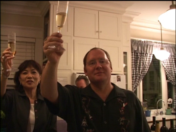 A Toast to Spirited Away