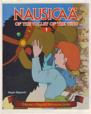 Tokuma Magical Adventure Series Nausicaä of the Valley of the Wind 1.jpg